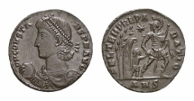 Ancient Coins - Constans AE 21, Antioch mint, EF