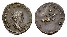 Ancient Coins - Divus Valerianus II AR Antoninianus