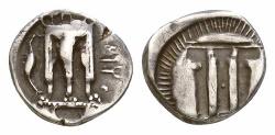 Ancient Coins - Croton AR Nomos