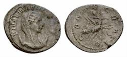 Ancient Coins - Diva Mariniana AR Antoninianus, scarce