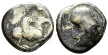 Ancient Coins - Corinth AR Stater, c. 500 BC