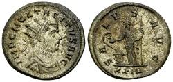 Ancient Coins - Tacitus Antoninianus, Salus reverse