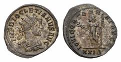 Ancient Coins - Diocletianus Antoninianus, Rome mint