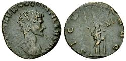 Ancient Coins - Quintillus AE Antoninianus, Rome