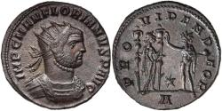 Ancient Coins - Florianus, 276, Antoninianus, Serdica mint