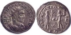 Ancient Coins - Probus 276-282 Silvered Antoninianus