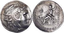 "Ancient Coins - Alexander III, ""the Great"" 336-323 BC, Silver Tetradrachm"