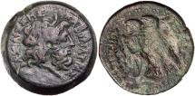 Ancient Coins - Egypt, Ptolemy VI Philometor, first reign, 180-164 BC, Æ Drachm