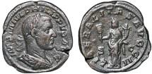 Ancient Coins - Philip I AE Sestertius - Liberalitas