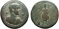 Ancient Coins - Caracalla AE35 Tarsus. Cilicia – Emperor sacrificing