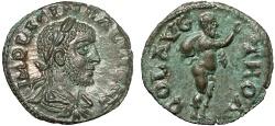 Ancient Coins - Gallienus AE21, Alexandria. Troas – Marsyas – EF