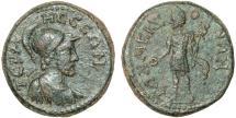 Ancient Coins - Pisidia. Termessus Major AE25 pseudo-autonomous coinage – Solymos/Hermes