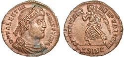 Ancient Coins - Valentinian I Æ3 – Victory – EF