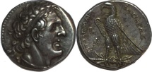 PTOLEMAIC KINGS of EGYPT. Ptolemy I Soter. 305-282 BC. AR Tetradrachm 26mm, 14.2