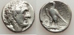 Ancient Coins - PTOLEMAIC EGYPT. Ptolemy I Soter (305-282 BC). AR tetradrachm Cyprus Mint