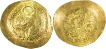 BYZANTINE EMPIRE: Constantine IX Monomachus, 1042-1055, AV histamenon (29mm, 4.36g),