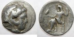 Ancient Coins - Macedon, Kings of. Alexander III. 336-323 BC. AR Tetradrachm (16.88 gm, 28 mm).