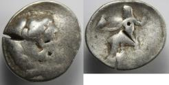 Ancient Coins - Macedon, Kings of. Alexander III. 336-323 BC. AR Tetradrachm (16.62 gm, 31 mm).