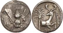 Ionia, Ephesos. Silver Tetradrachm (14.91 g), ca. 390-325 BC. Ca. 380-370 BC.