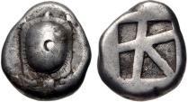 ISLANDS off ATTICA, Aegina. Circa 456/45-431 BC. AR Stater