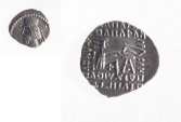KINGS of PARTHIA. Artabanos III. Circa AD 10-38. AR Drachm (20mm, 3.4 gm)