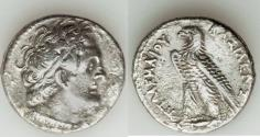 Ancient Coins - PTOLEMAIC EGYPT. Ptolemy VI Philometer (180-145 BC). AR stater or tetradrachm