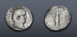 Ancient Coins - Otho. AD 69. AR Denarius (18.5mm, 3.03 g, 6h). Rome mint. Struck 15 January-8 March