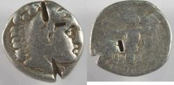 Ancient Coins - Macedon, Kings of. Alexander III. 336-323 BC. AR Tetradrachm (16.68 gm, 27mm).
