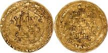 Ghaznavids Mahmud of Ghazna(AH 389-421) AV Dinar