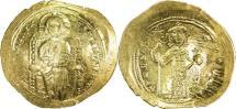 BYZANTINE EMPIRE: Constantine X Ducas, 1059-1067, AV histamenon (25mm, 4.44g)