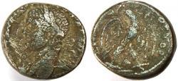Ancient Coins - Ancient Caracalla. AD 198-217. Billon Tetradrachm (24mm, 13.73 grams).