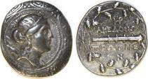 MACEDON, Roman Protectorate. First Meris. Circa 167-148 BC. AR Tetradrachm
