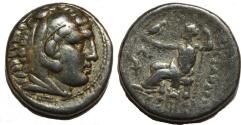 Ancient Coins - Alexander III. 336-323  BC. AR Tetradrachm (17.0  gm, 27 mm)