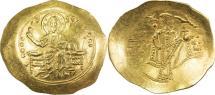 BYZANTINE EMPIRE: Alexis I Comnenus, 1081-1118, AV hyperpyron (31mm, 4.33g)