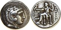SELEUKID KINGS of SYRIA. Seleukos I Nikator. 312-281 BC. AR Tetradrachm