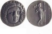 CARIA, Satraps of. Pixodaros. 340-334 BC. AR Didrachm