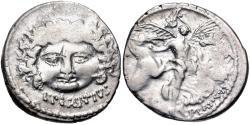Ancient Coins - Moneyer issues of Imperatorial Rome. L. Plautius Plancus. 47 BC. AR Denarius