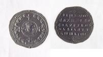 John I Zimisces. 969-976. AR Miliaresion (23mm, 2.4 gm).