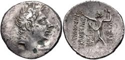 Ancient Coins - KINGS of BITHYNIA. Nikomedes II Epiphanes. 149-127 BC. AR Tetradrachm