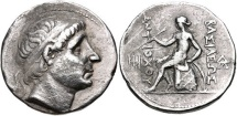 SELEUKID KINGS of SYRIA. Antiochos I Soter. 281-261 BC.