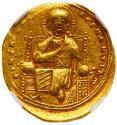 Romanus III, Argyrus, 1028-1034. Gold Nomisma (4.4g). Christ