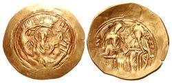 Ancient Coins - Michael VIII Palaeologus. 1261-1282. AV Hyperpyron Nomisma (29mm, 4.27 g, 6h).