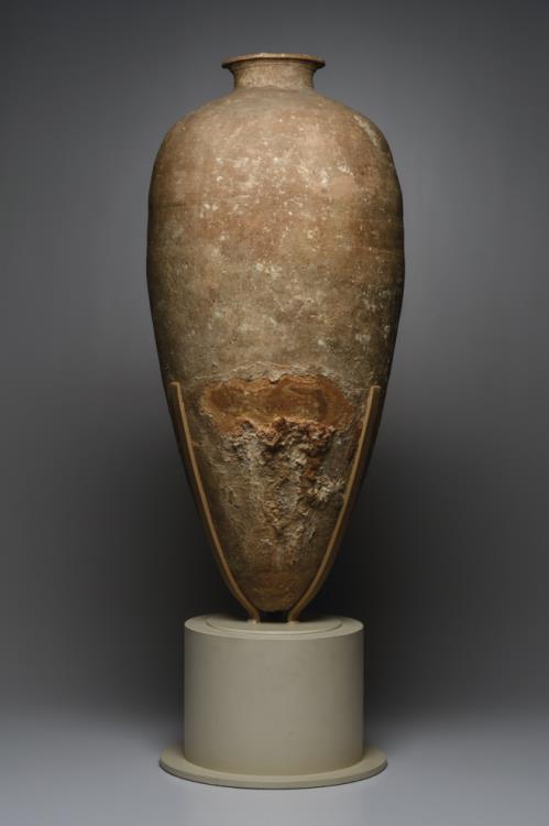 Large Ancient Roman Large Pottery Amphora Eastern Mediterranean