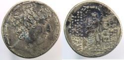 Ancient Coins - Seleucid king Philip I Philadelphus. c.2nd-1st century BC. (15.23 gm, 28mm)