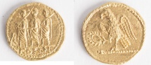 SKYTHIA, Geto-Dacians. Koson. Mid 1st century BC. AV Stater (19mm, 8.33 g)