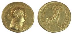 Ancient Coins - PTOLEMAIC KINGS of EGYPT. Ptolemy III Euergetes. 246-222 BC. AV Oktadrachm
