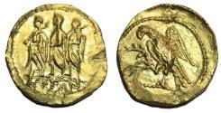 Ancient Coins - THRACIAN DYNASTS. Koson (ca. 44-42 BC). AV stater (8.49gm, 20 mm)