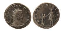 Ancient Coins - ROMAN EMPIRE. Gallienus. 253-268 AD. Silver Antoninianus