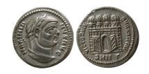 Ancient Coins - ROMAN EMPIRE. Maximianus. 286-310 AD. AR Argenteus. Nicomedia mint. Rare Variety.