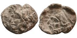 Ancient Coins - GREEK LEAD SEAL. Ca. 400-300 BC.